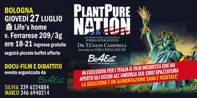 PLANT PURE NATION - Bologna
