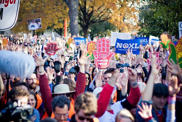 Missouri Bus to Lincoln: March to Give KXL th