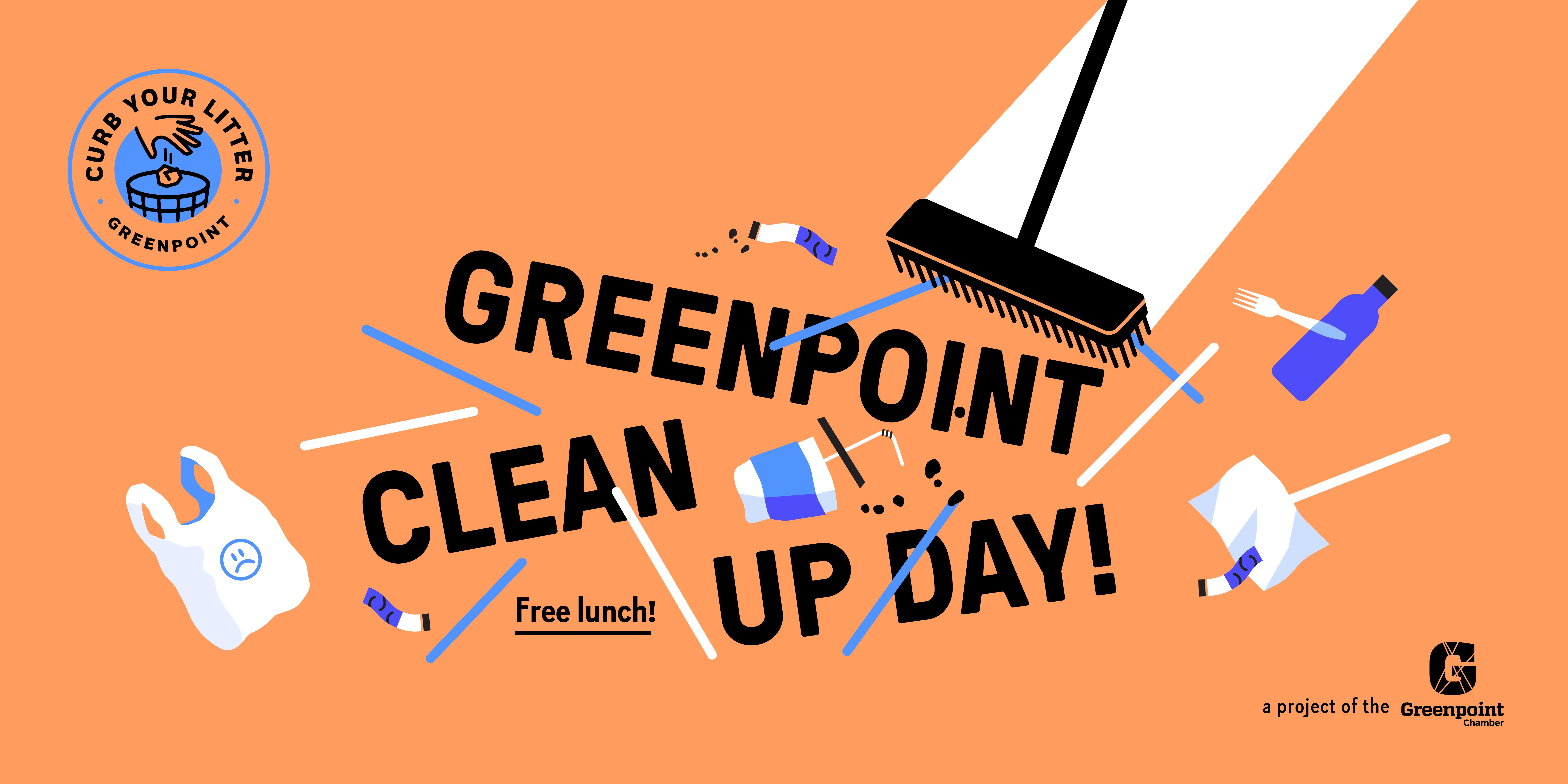 Greenpoint Clean-Up Day #11