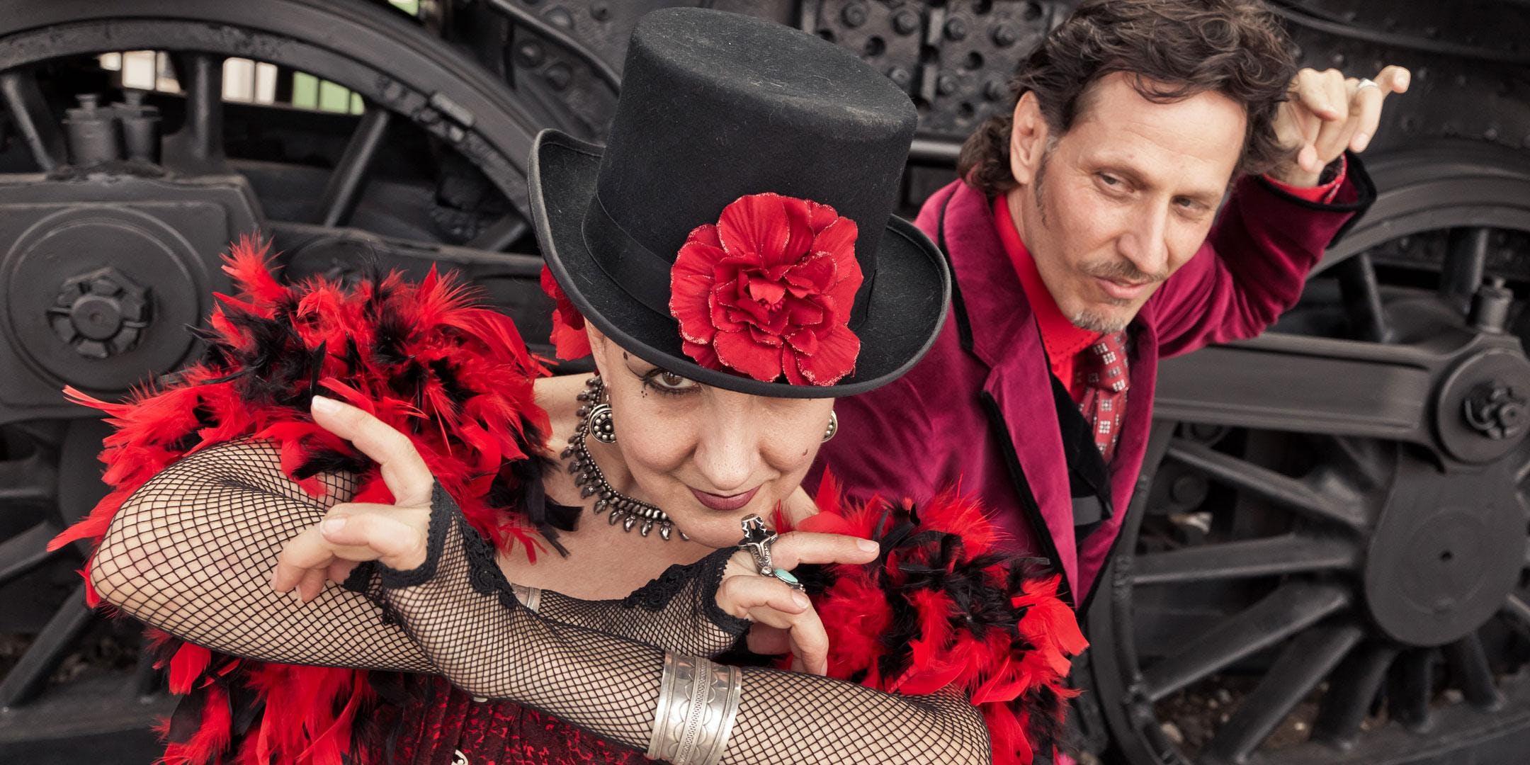 Carnival of Illusion in Mesa: Magic, Mystery & Oooh La La!