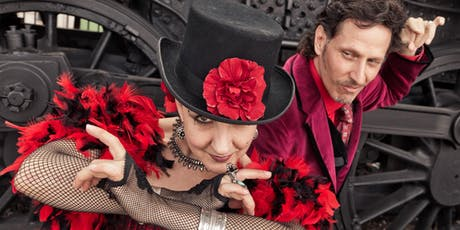 Carnival of Illusion in Mesa: Magic, Mystery & Oooh La La! tickets