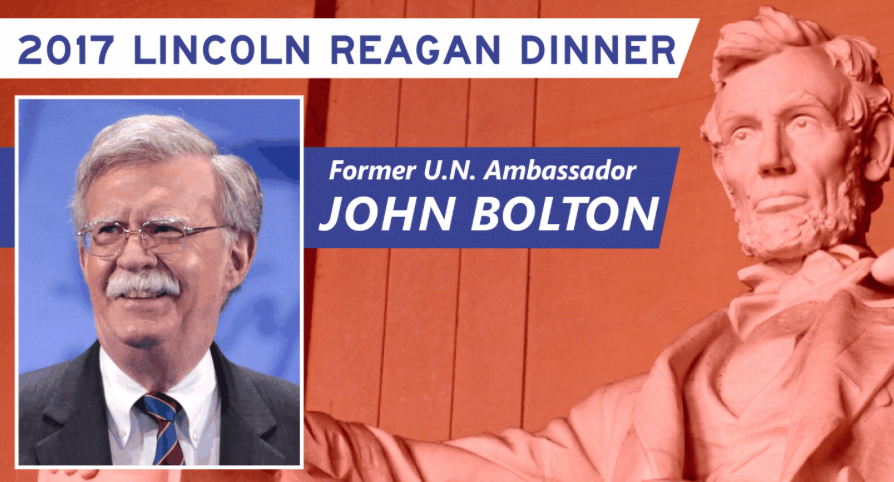 2017 SFGOP Lincoln Reagan Dinner with Ambassa