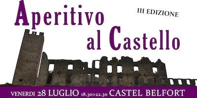 """""""Aperitivo al Castello"""" (III Edizione) - degustazione vini trentini a Spormaggiore"""