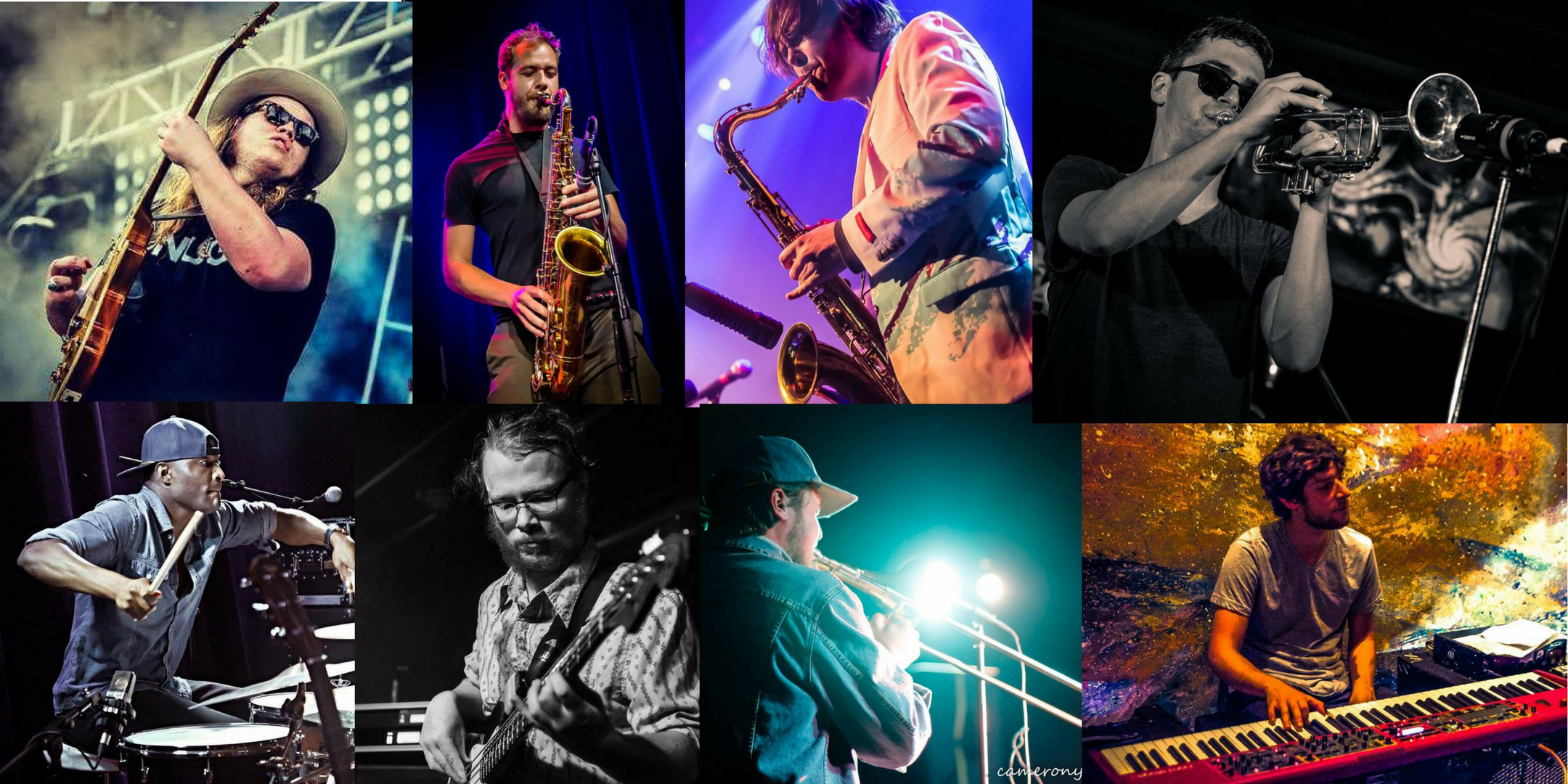 Marcus King, Justin Stanton & Friends at Asheville Music Hall