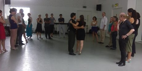 Argentinian Tango- Level 1 (Absolute Beginners) with Compadrito Tango tickets