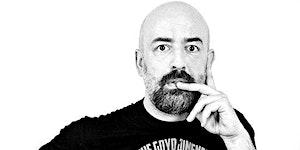 Goyo Jiménez en El taller de la Comedia, Dublín