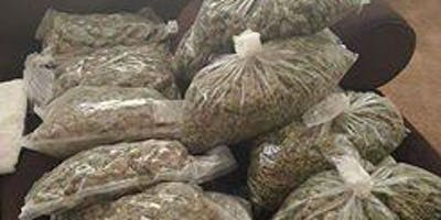 Marijuana shopping and express delivery