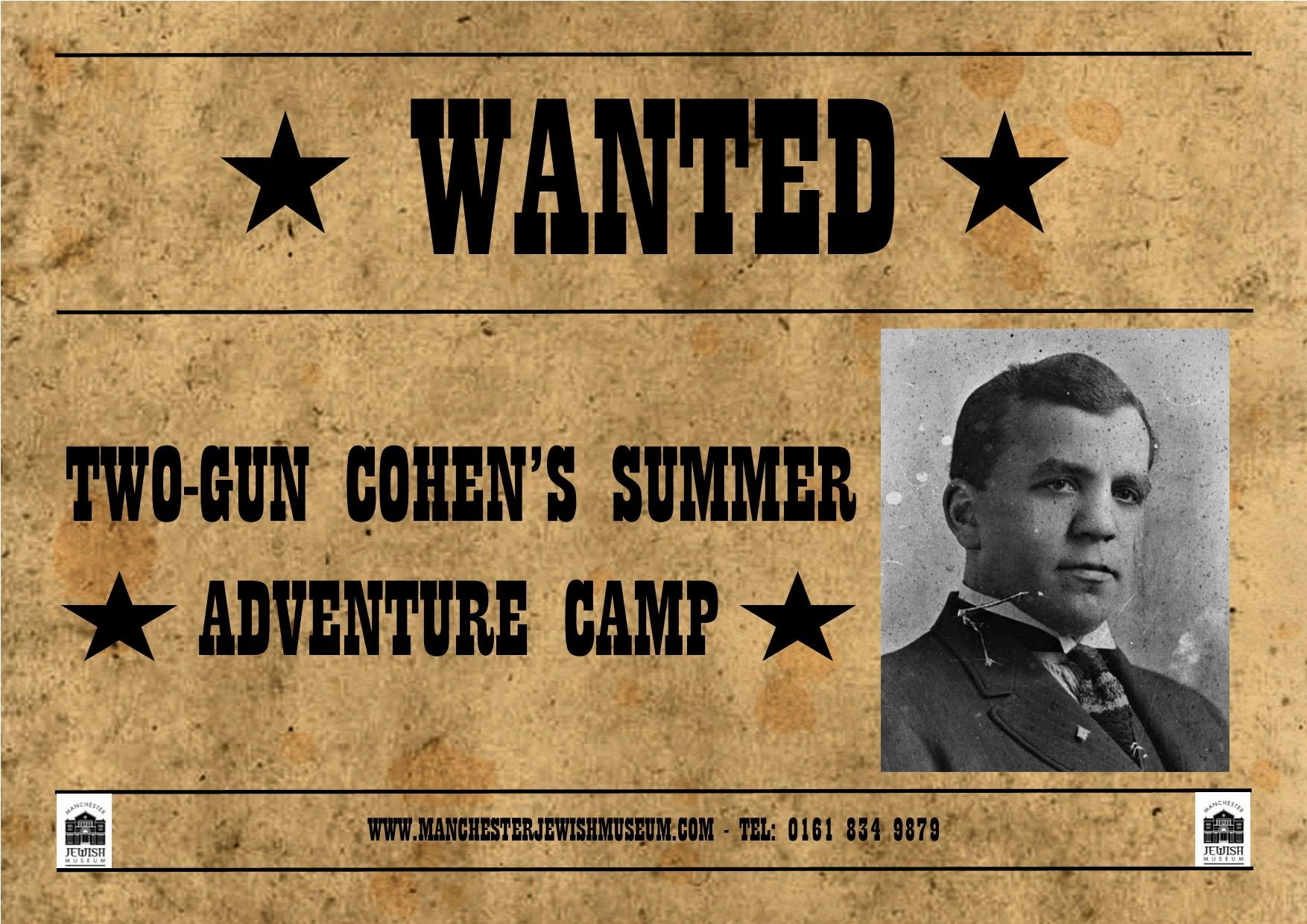Two-Gun Cohen's Summer Adventure Camp