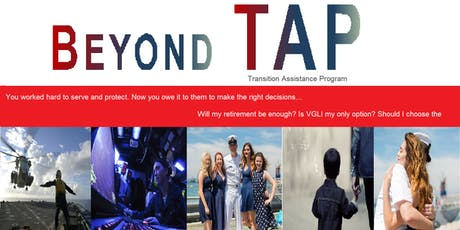 Beyond TAP (Military Transition Assistance Program)  FREE tickets