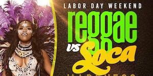 REGGAE VS SOCA MADDNESS YACHT PARTY THURSDAY AUG 31ST...