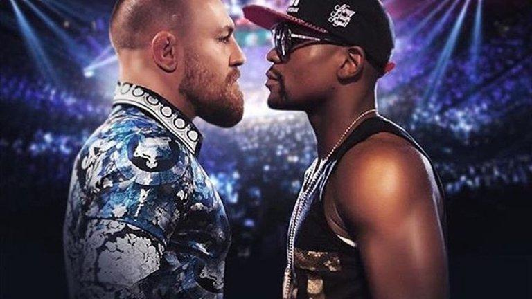 Mayweather vs McGregor Live on Pay-Per-View a