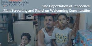 The Deportation of Innocence: Film Screening and Panel...