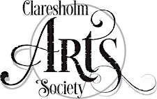 Claresholm Arts Society logo
