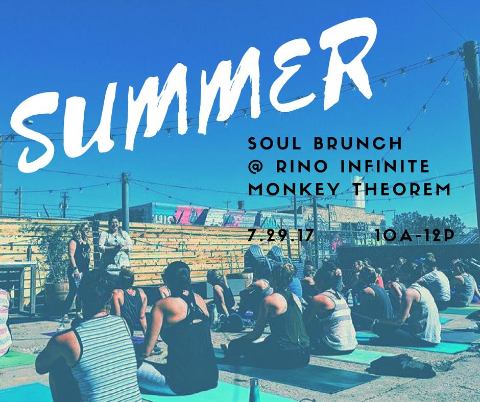 Summer Soul Brunch. Summer Soul Brunch