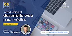 Introducción al desarrollo web para móviles