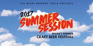 Summer Session: Maine Brewers' Guild 2017 Beer Festival