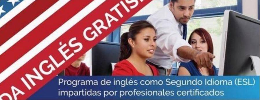 Learn English for Free!/Aprenda Ingles Gratis! at The LIBRE Institute