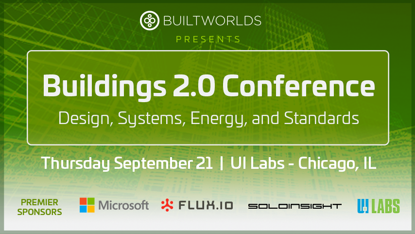 Buildings 2.0 Conference: Design, Systems, En