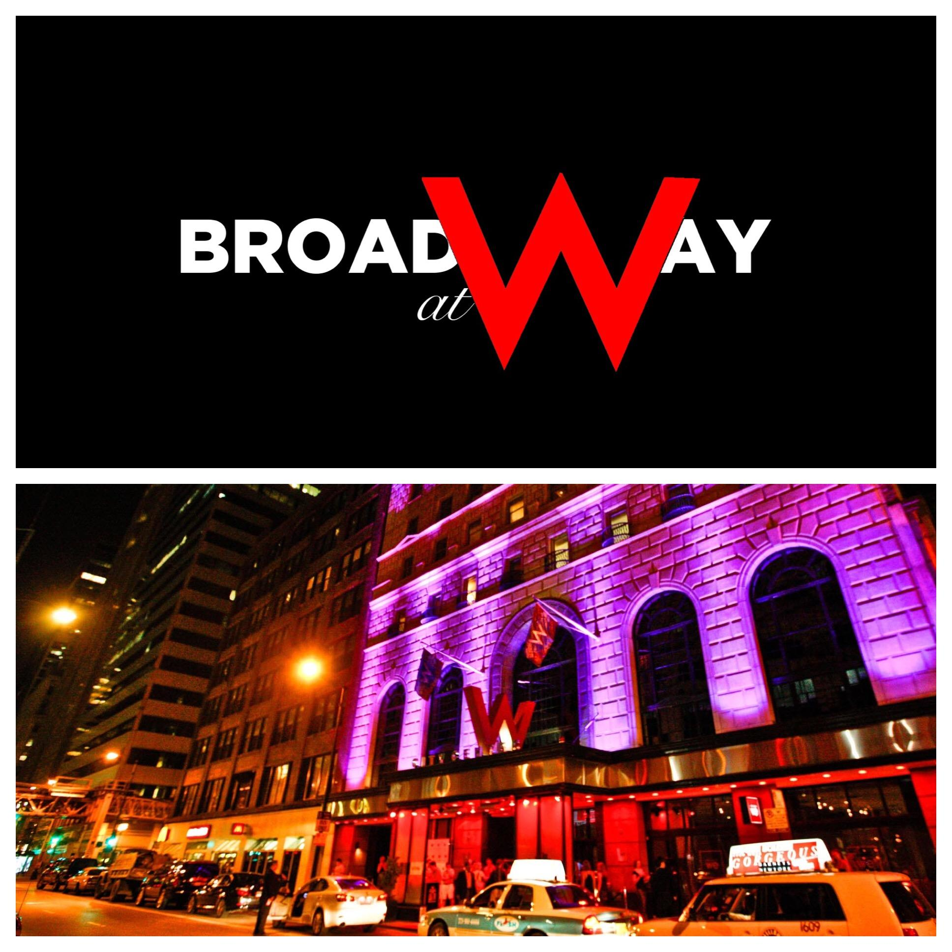 BROADWAY AT W! W Chicago- City Center: Cast M