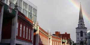 Spitalfields nel Settecento