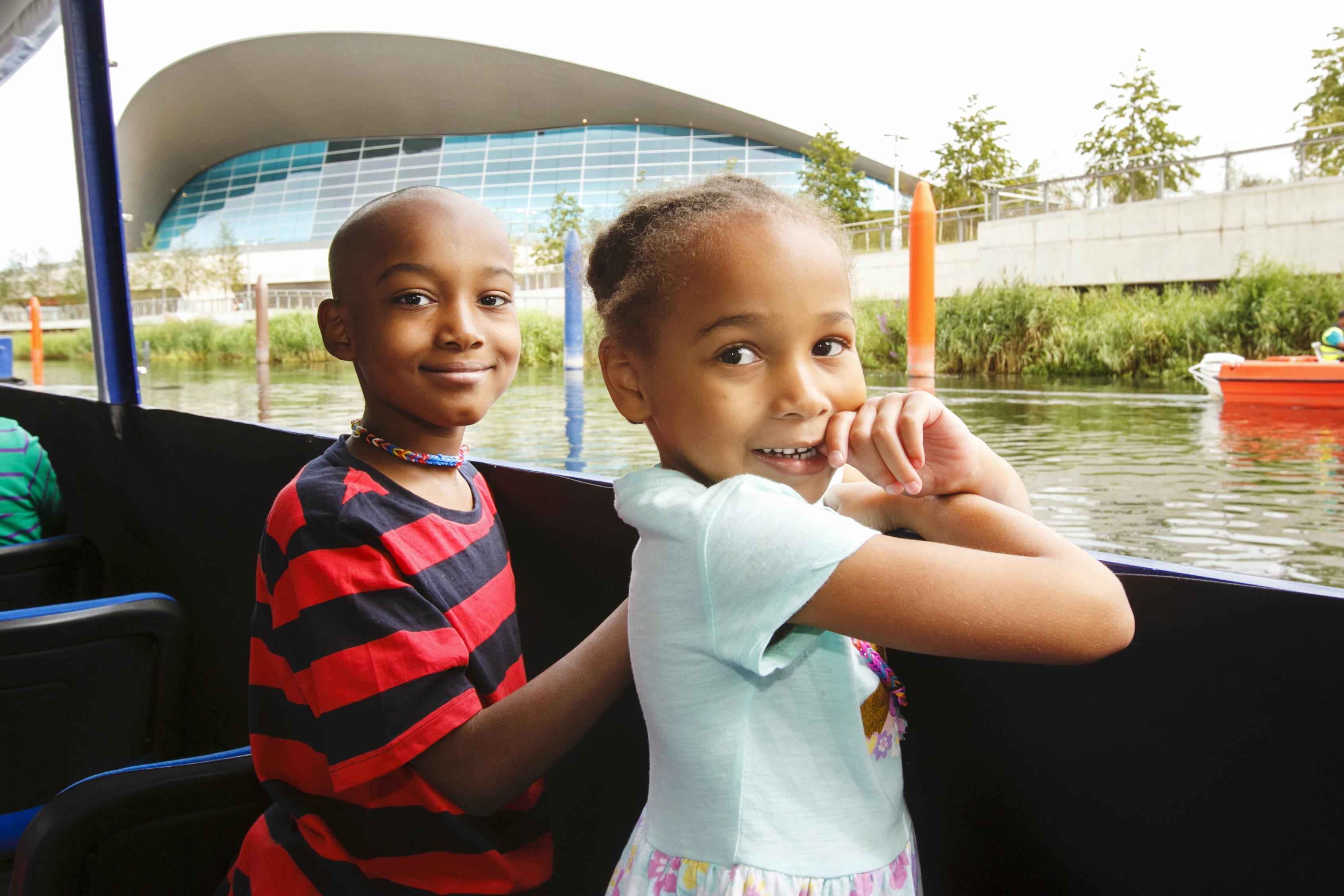 East London Waterways Festival - Queen Elizabeth Olympic Park