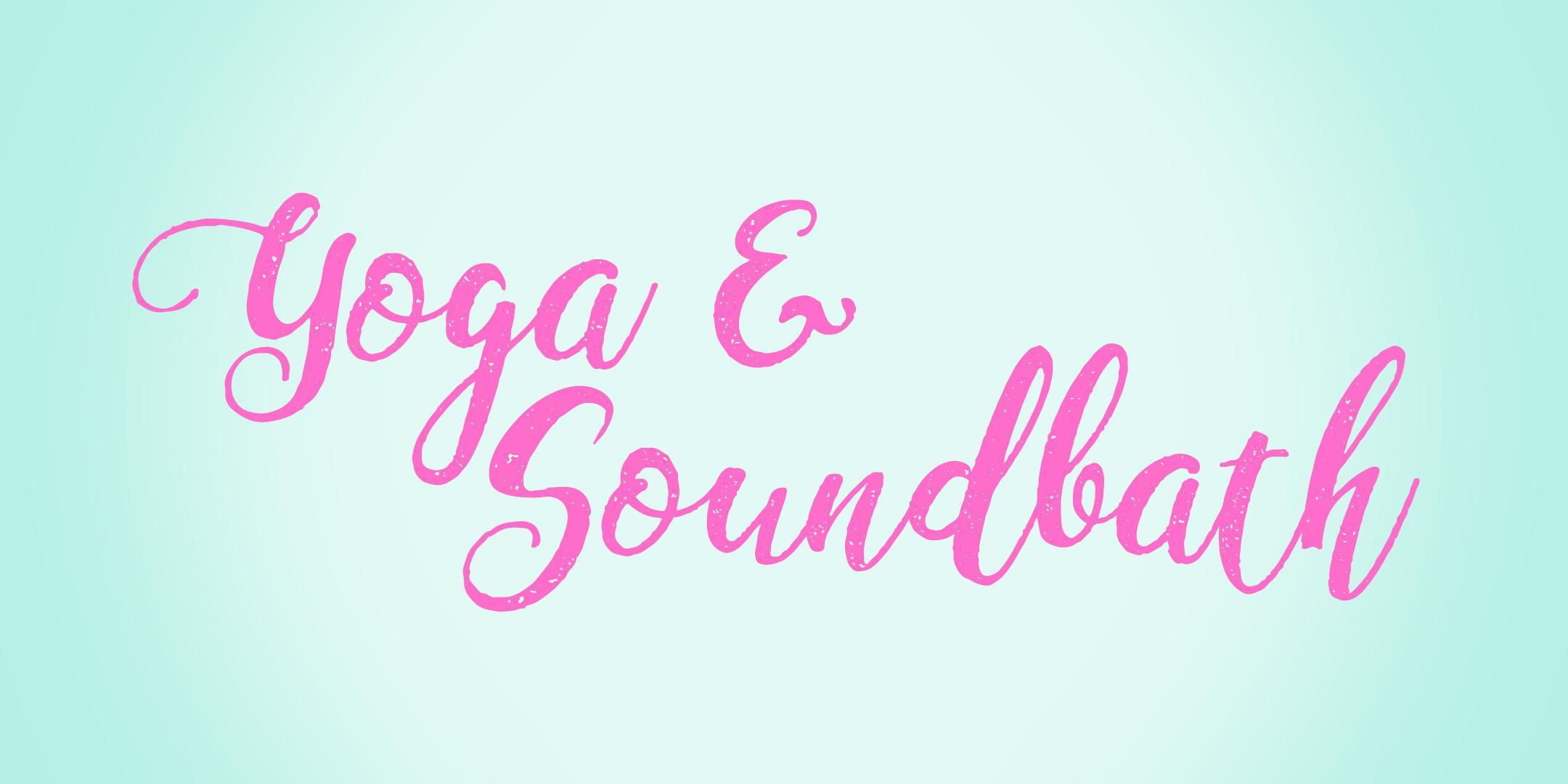 Yoga & Soundbath