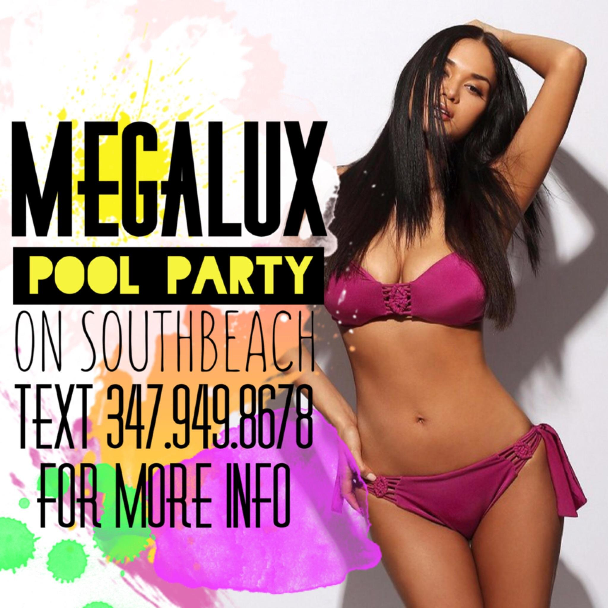 MegaLux Day Life Brunch Buffet & Pool Party. MegaLux Day Life Brunch Buffet & Pool Party