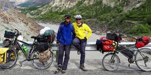 Special Talk: Cycling Journey From China To Pakistan...