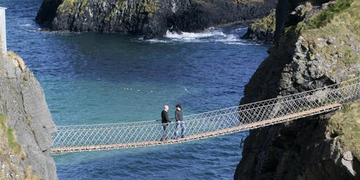Giant's Causeway and Carrick-a-Rede Rope Bridge from Belfast (May19 - Aug19)