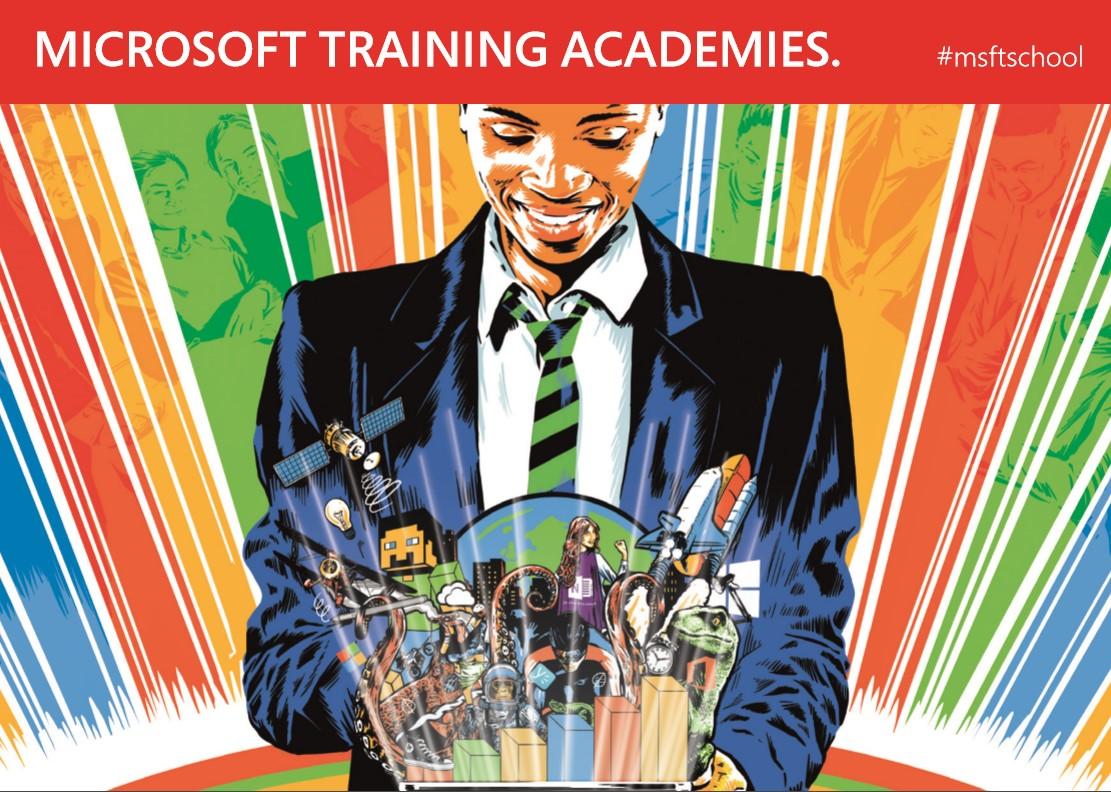 Microsoft in the Classroom photo