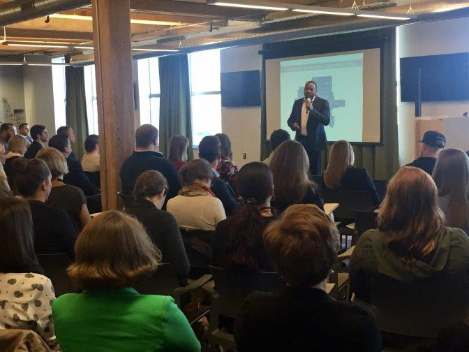 Gateway to the Future: St. Louis Young Professionals Summit