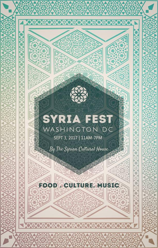 Syria Fest in Washington DC