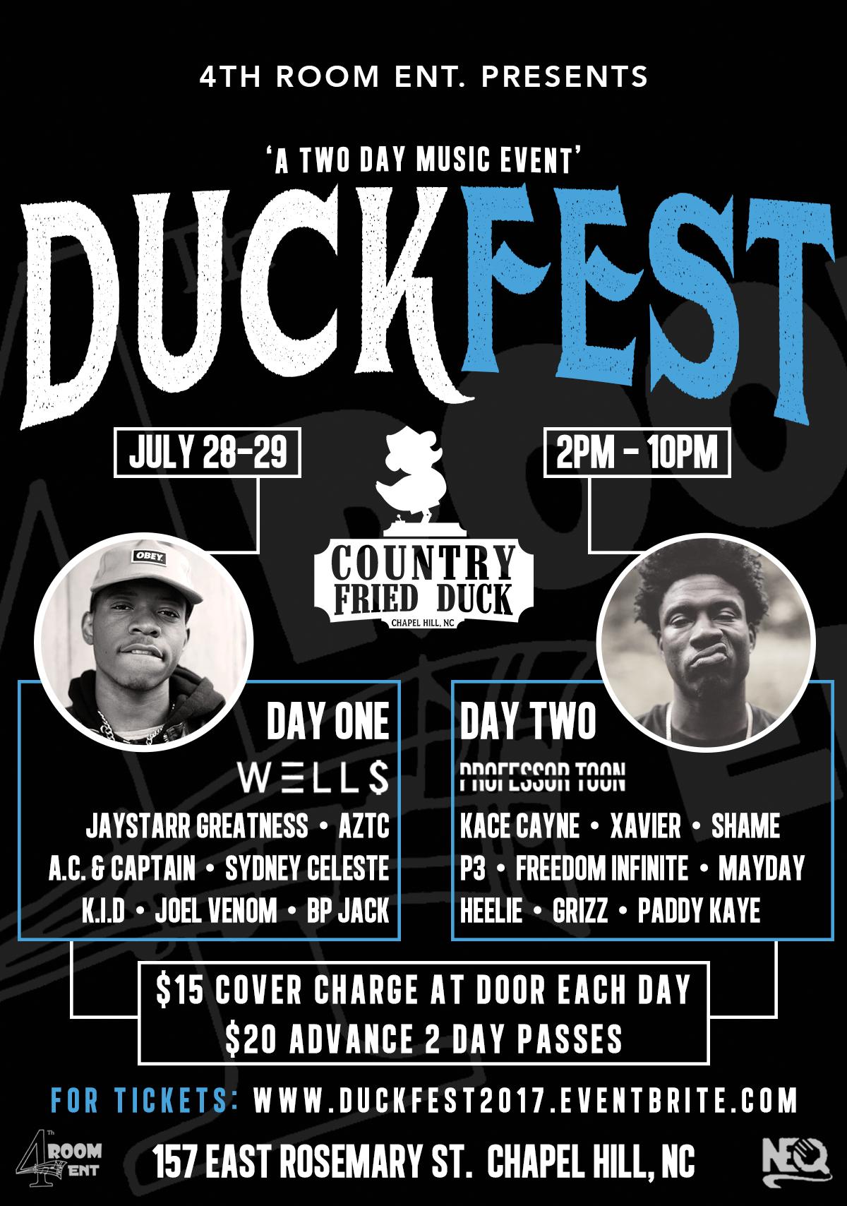 Duck Fest 2017