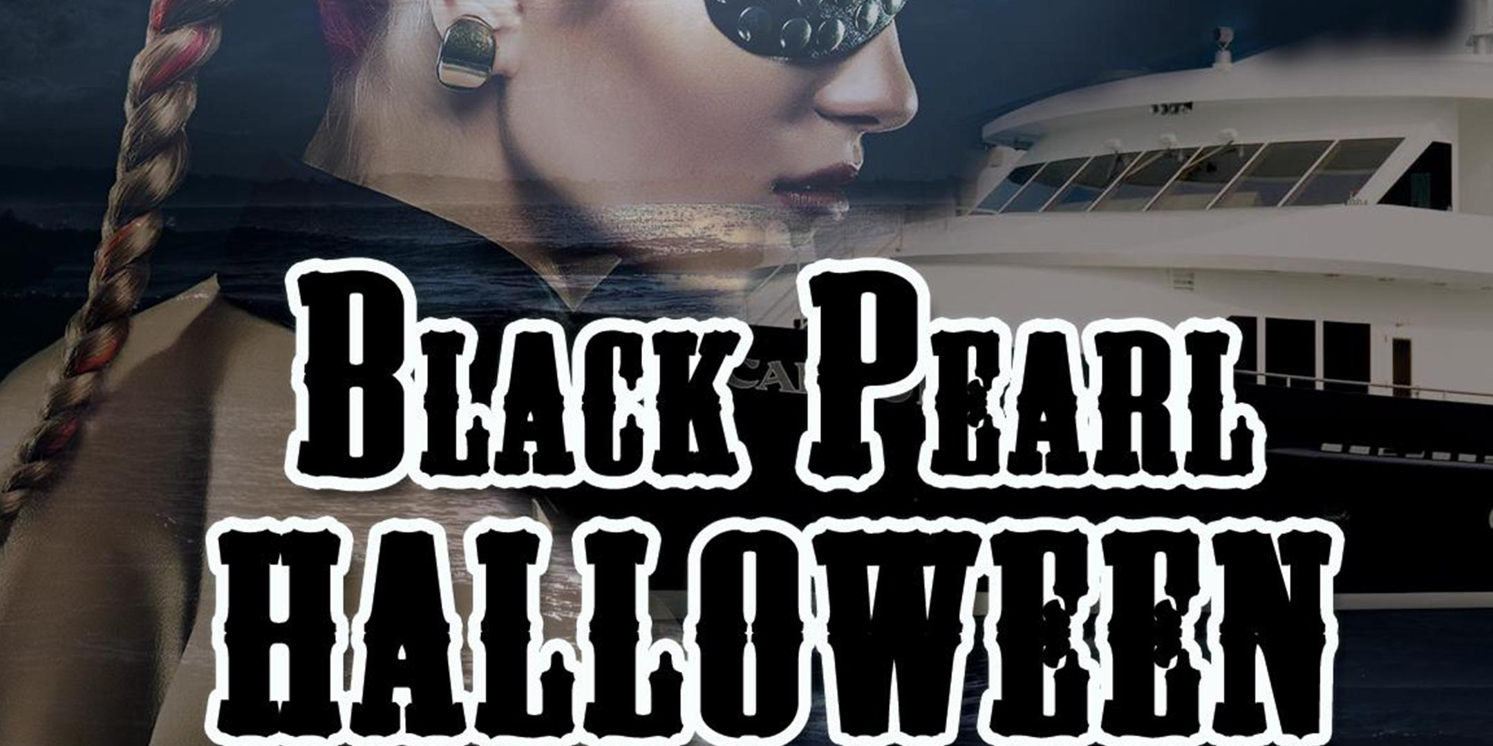 Black Pearl Halloween - The Haunted Mansion on the Water @ The ...