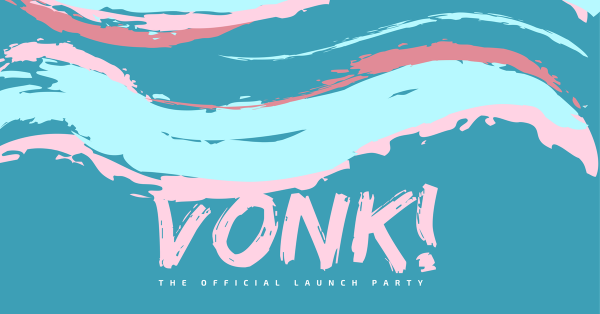Children Of The Light Co. Presents: Vonk!