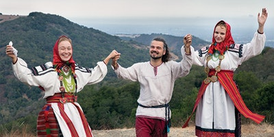 Presidio Dialogues - Russian Spirit: Dance and Tradition