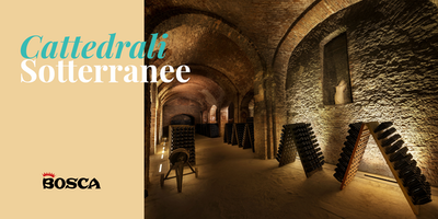 English Tour - Bosca Underground Cathedrals 4:00 pm