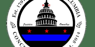 D.C. Self-Defense Law Training (6:00 a.m. - 9:00 a.m.)(Friday)
