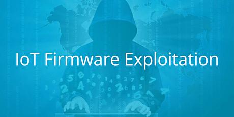 IoT Firmware Exploitation tickets