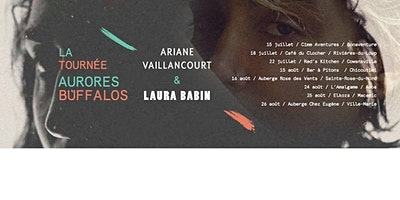 Ariane Vaillancourt & Laura Babin