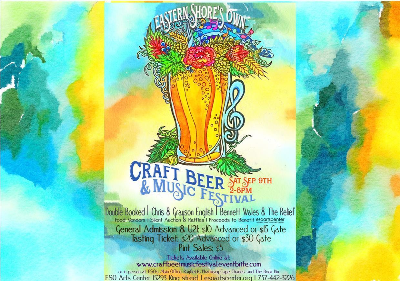 ESO Craft Beer & Music Festival