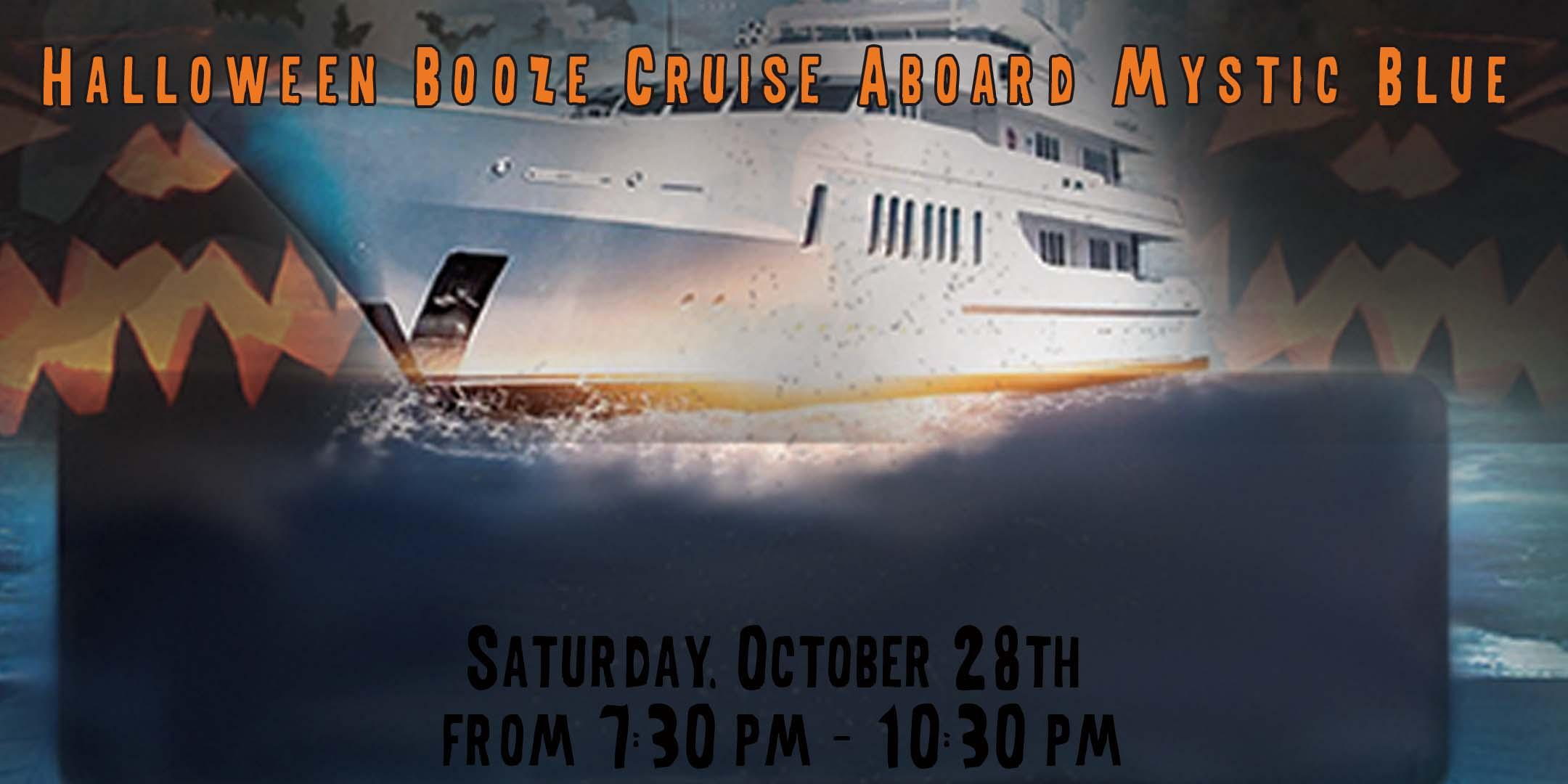 Yacht Party Chicago's Halloween Booze Cruise aboard the Mystic ...