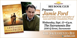 The Bee Book Club presents: JAMIE FORD