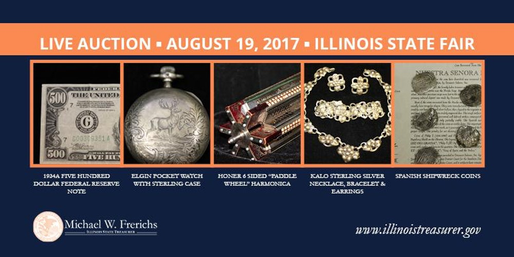State Of Il Unclaimed Property Auction