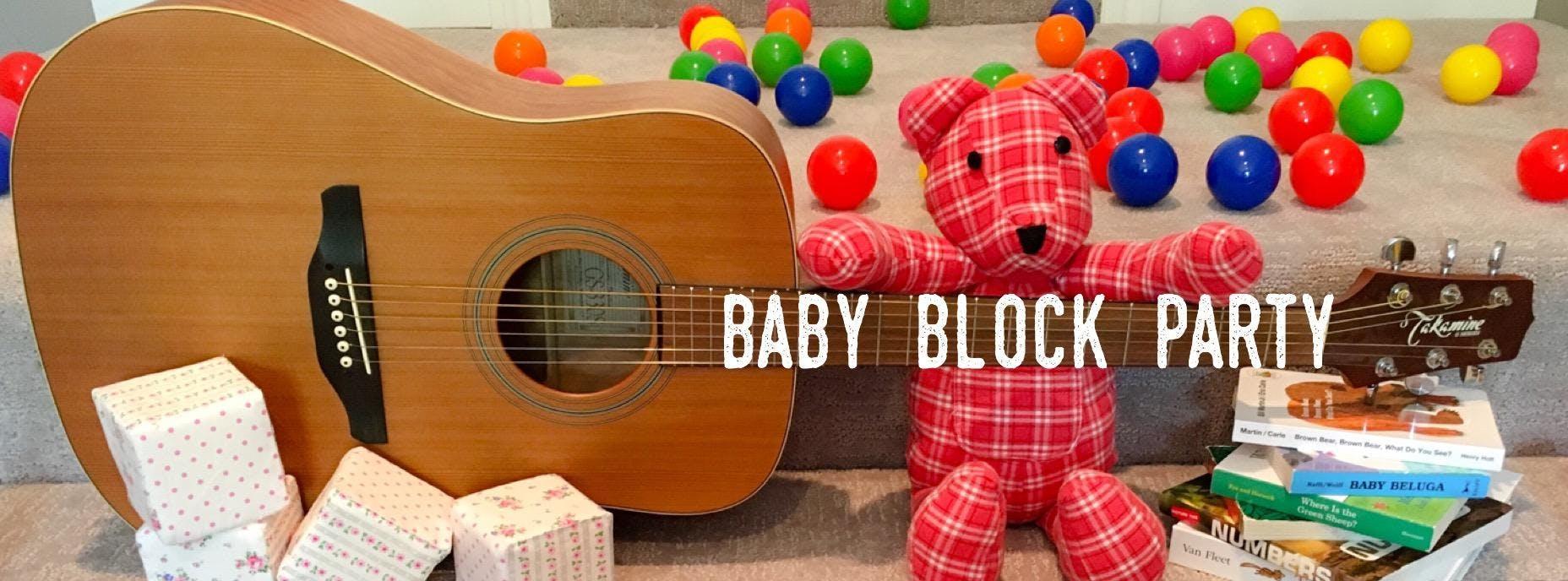 Baby Block Party