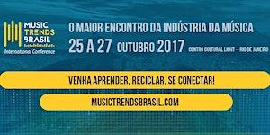 Music Trends Brasil - International Conference 2017