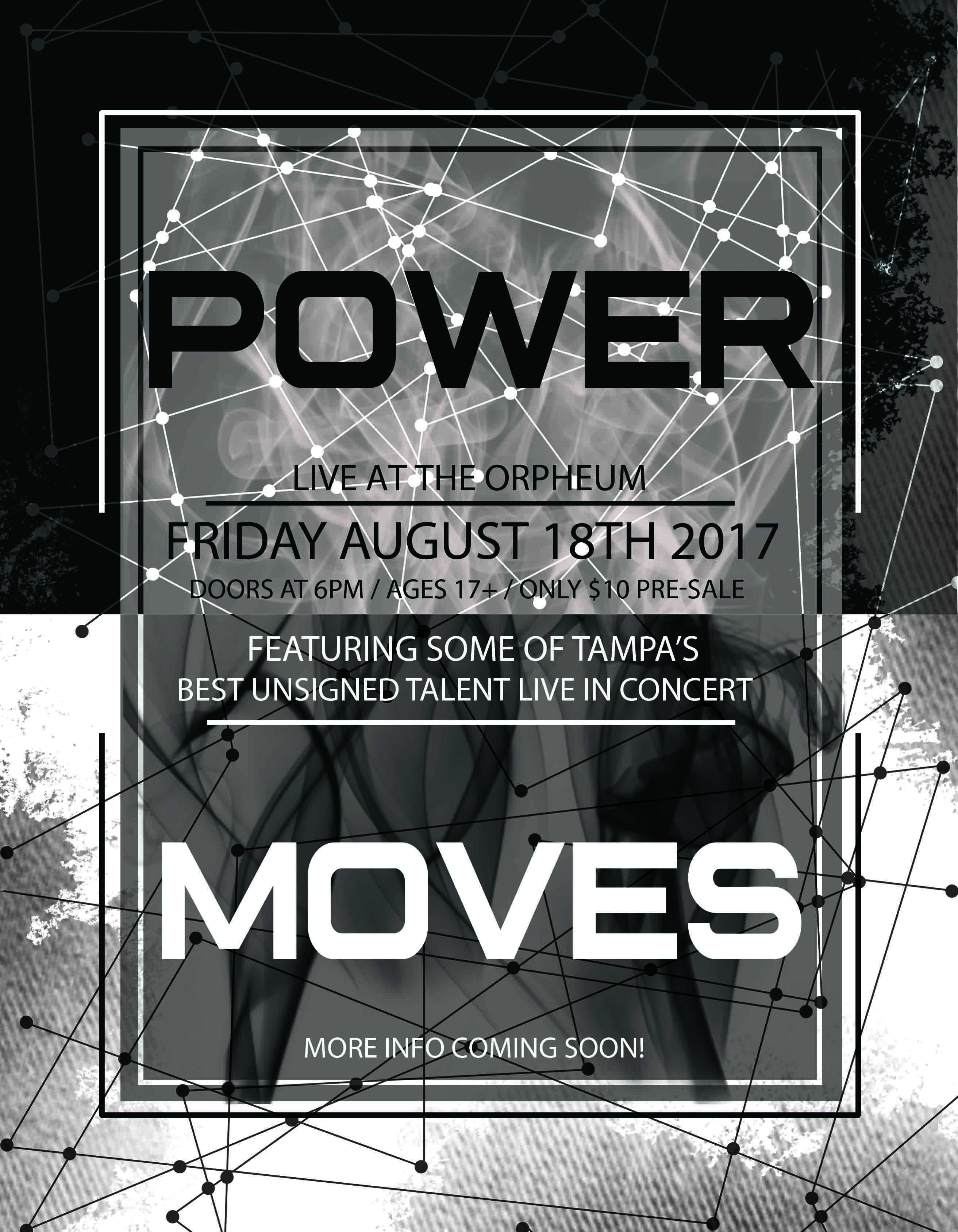 Power Moves Tour