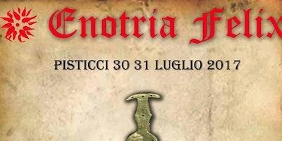 ENOTRIA FELIX 2017 - 2a edizione