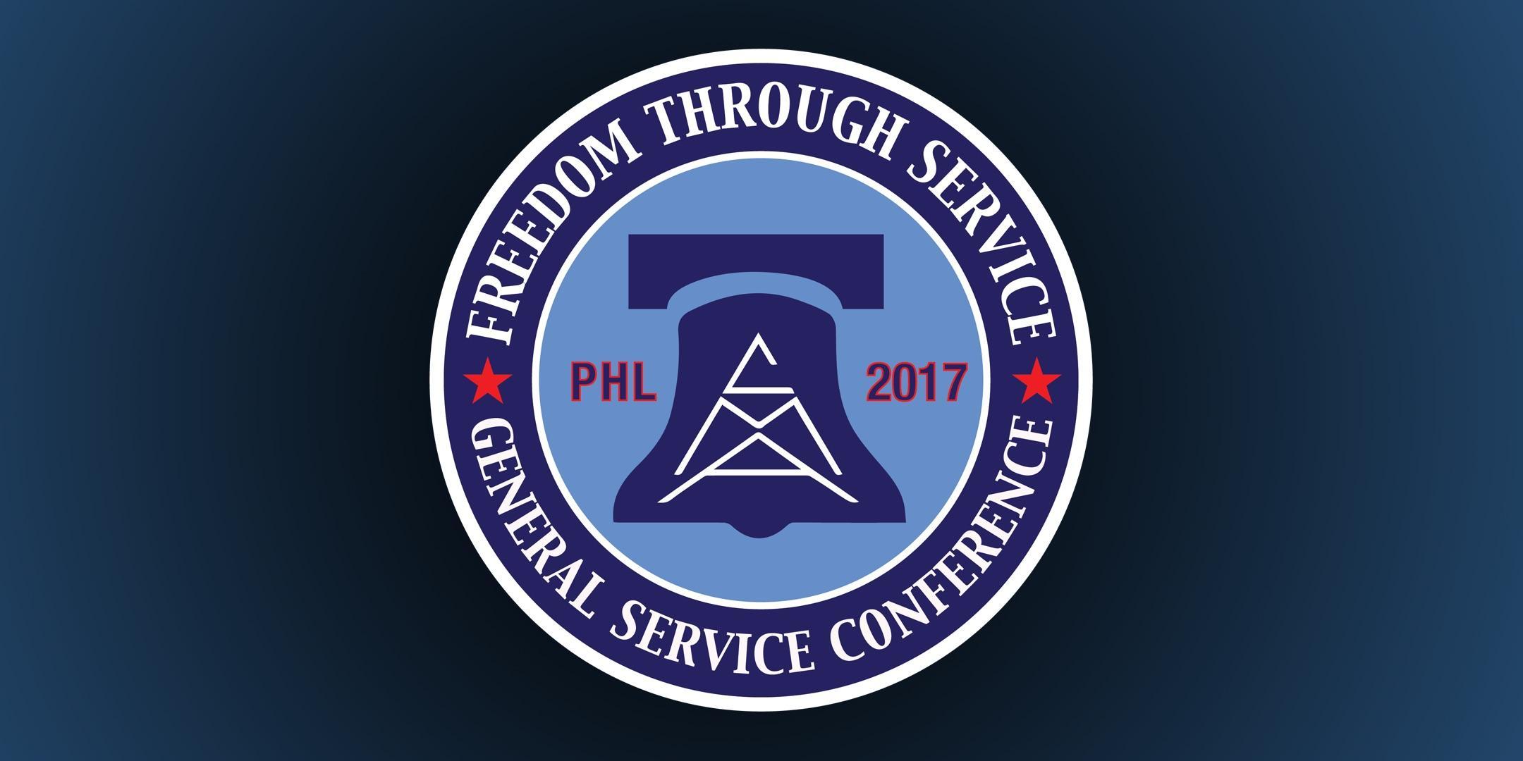 CMA 2017 General Service Conference - Philade