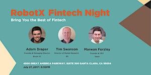 RobotX Fintech Night – Bring You the Best of Fintech!